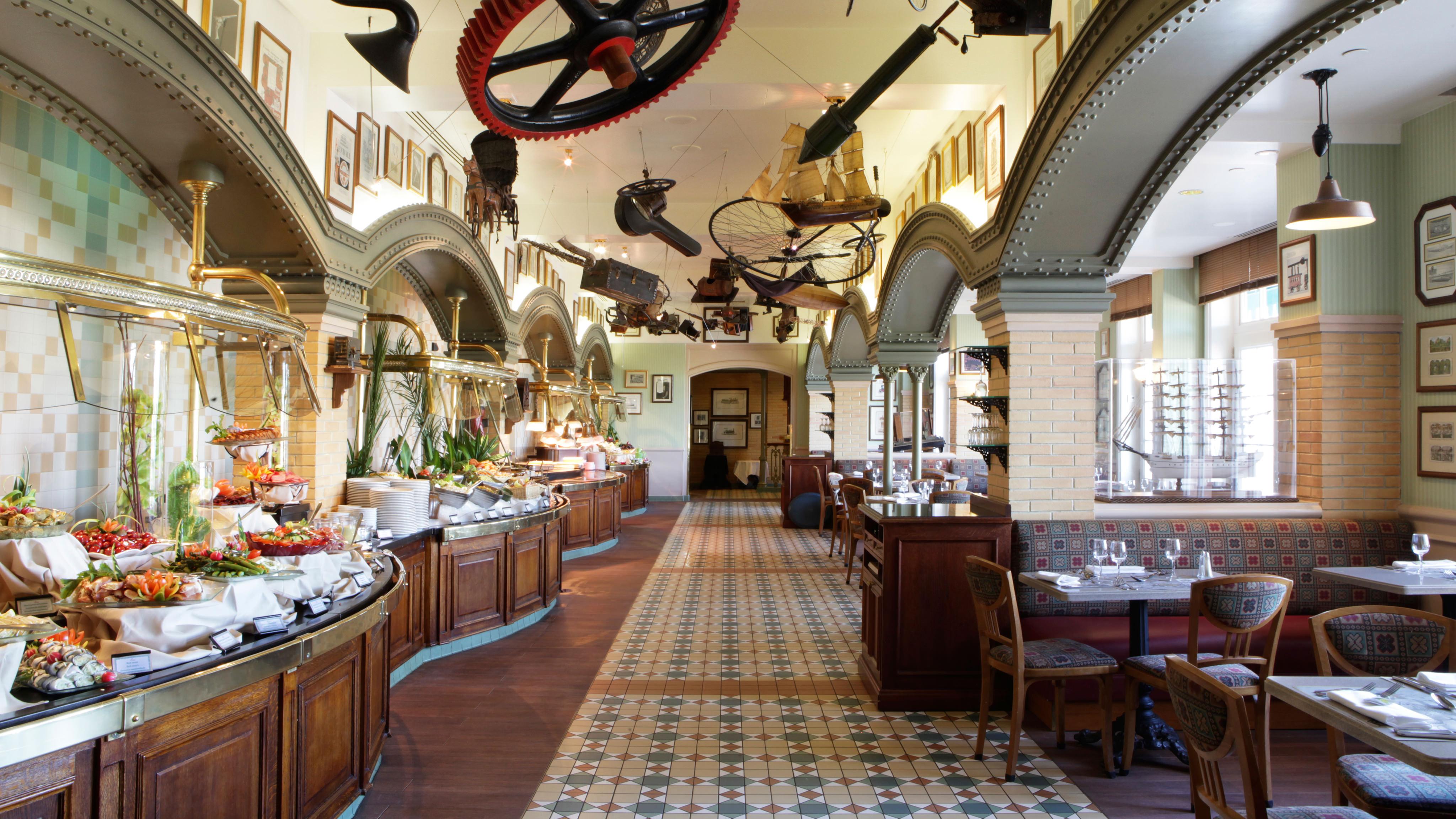 Restaurant Manger Paris