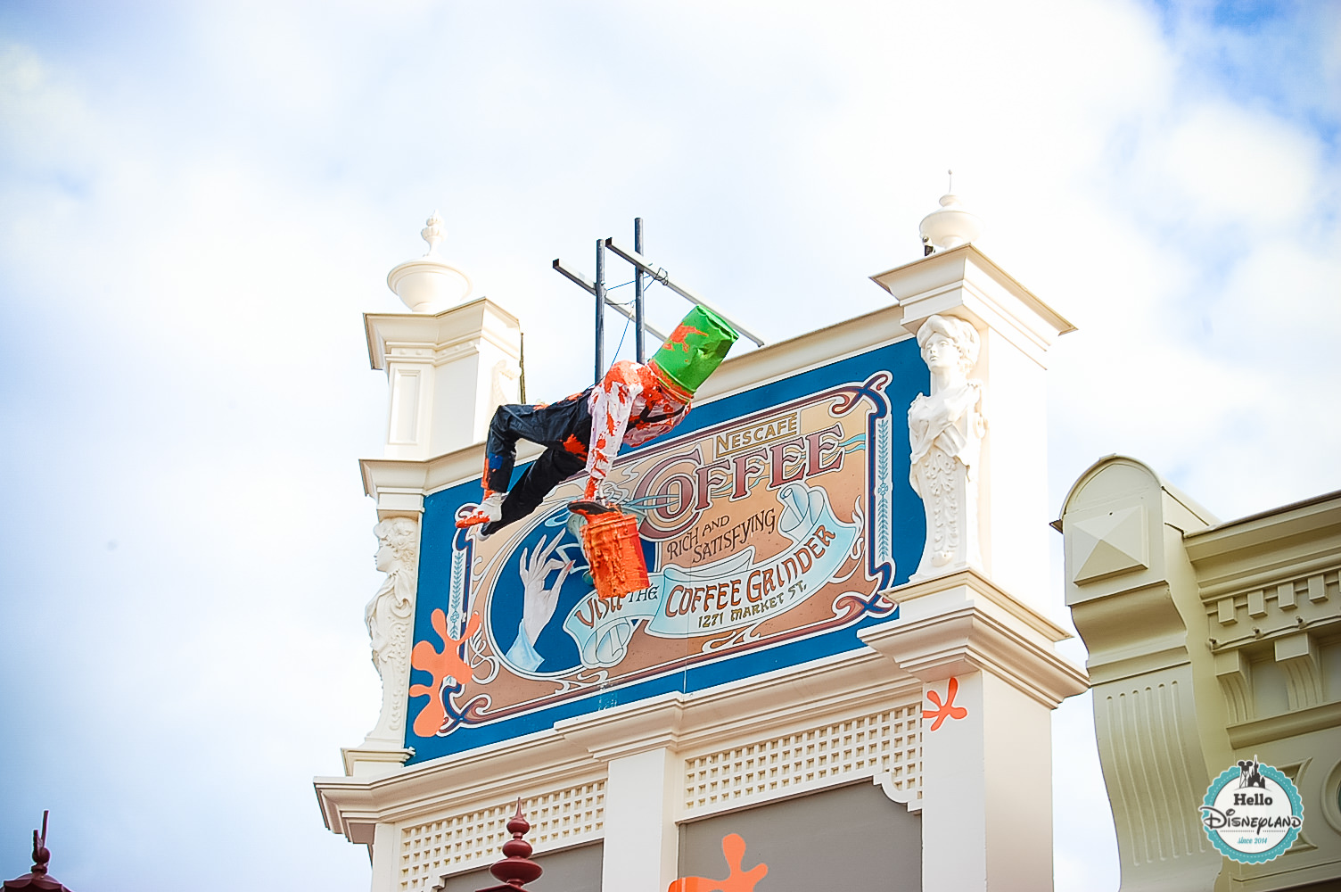 Halloween Archives - Disneyland Paris -11