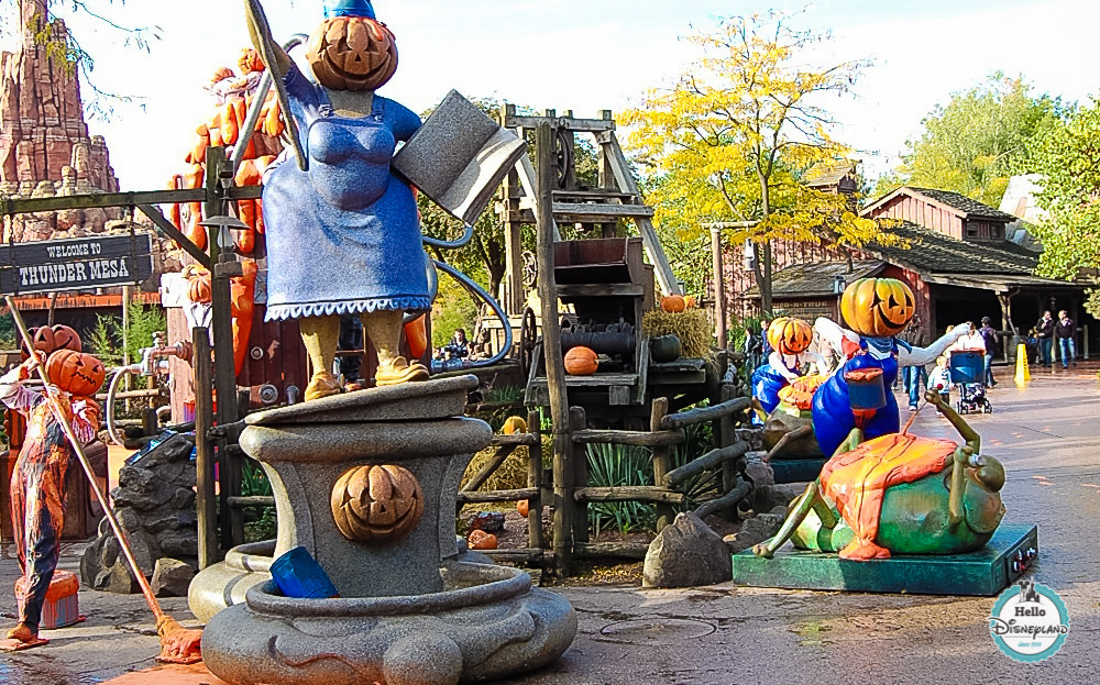 Halloween Archives - Disneyland Paris -17