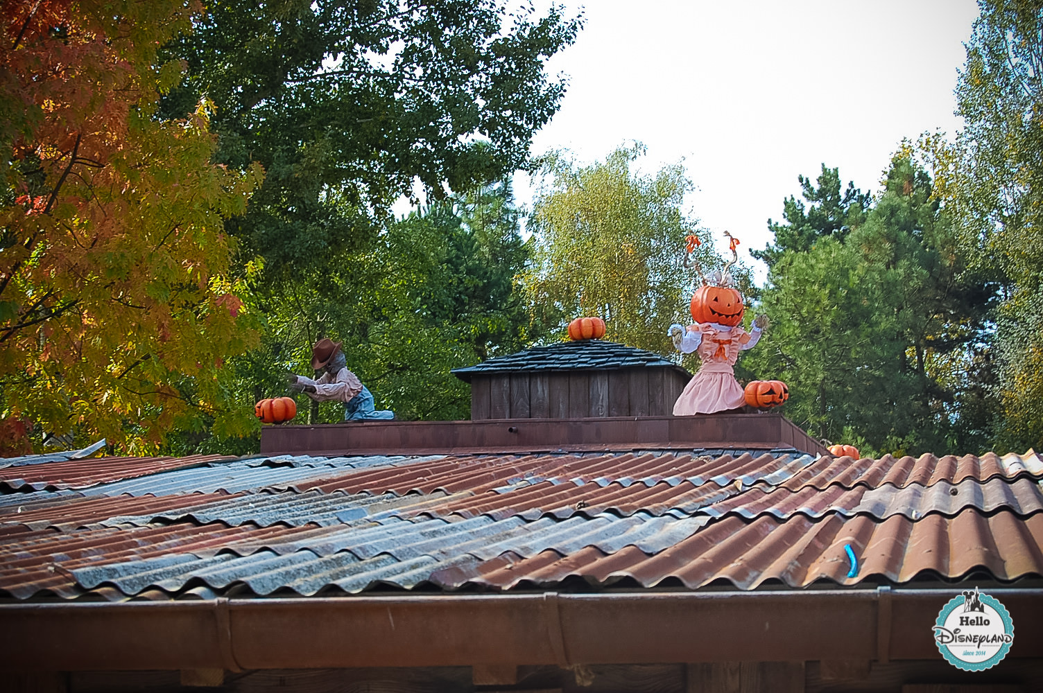 Halloween Archives - Disneyland Paris -33