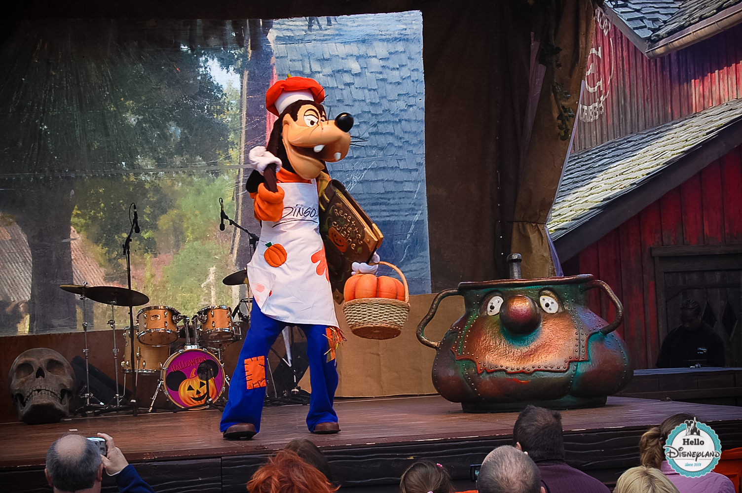 Halloween Archives - Disneyland Paris -37