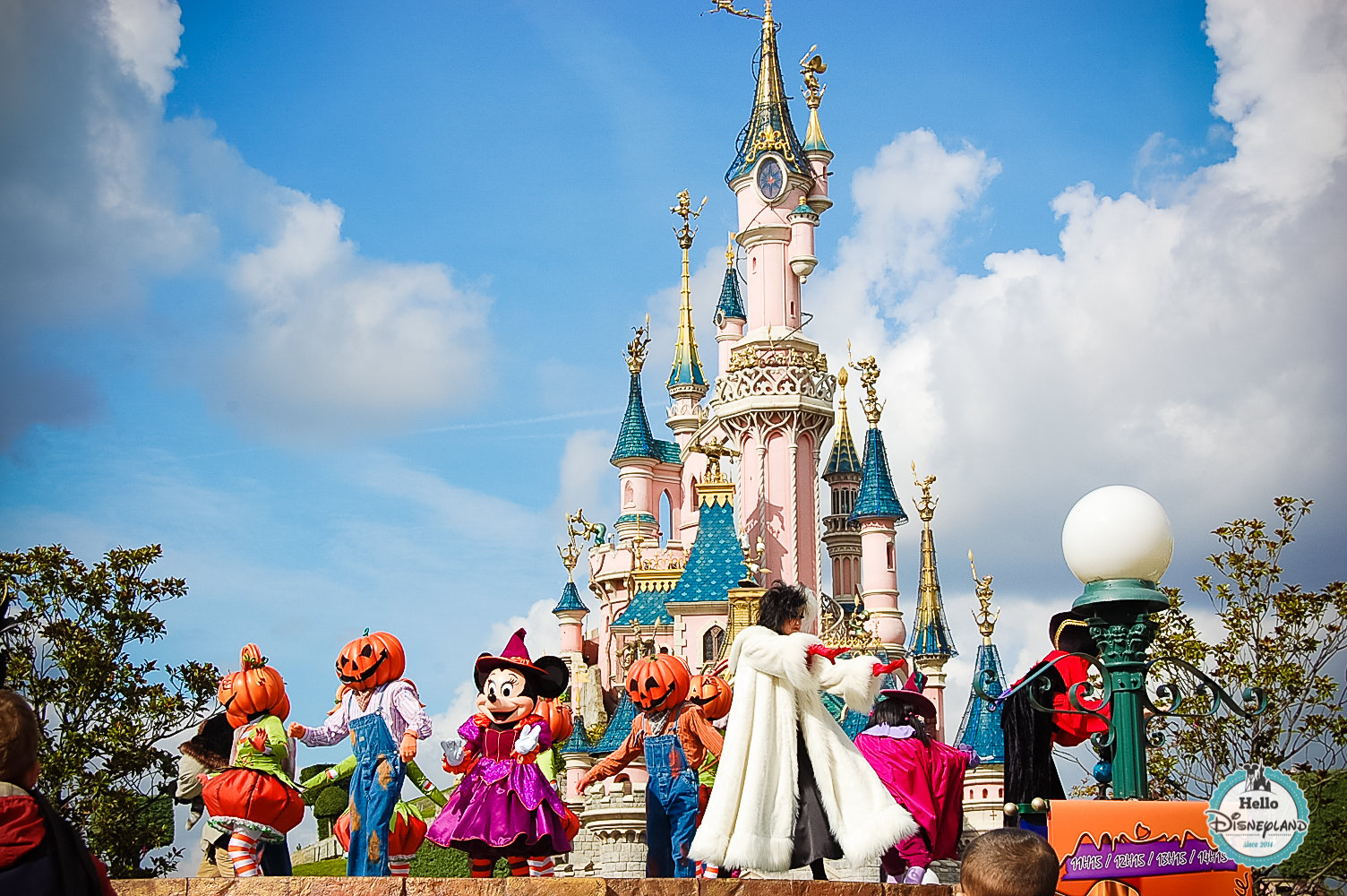 Halloween Archives - Disneyland Paris -40