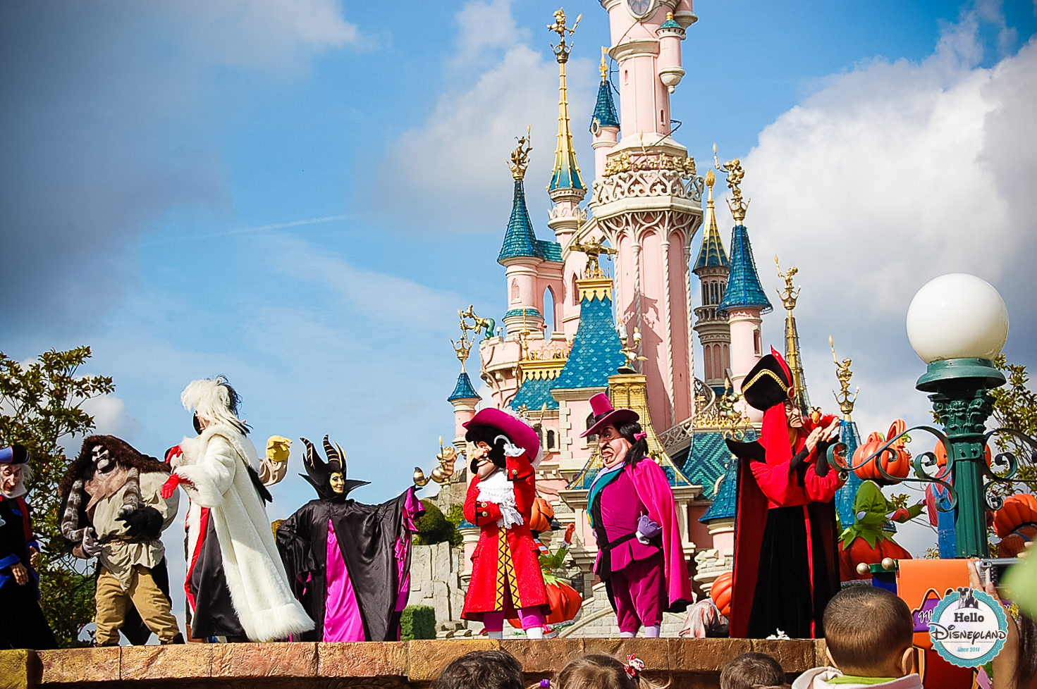 Halloween Archives - Disneyland Paris -41