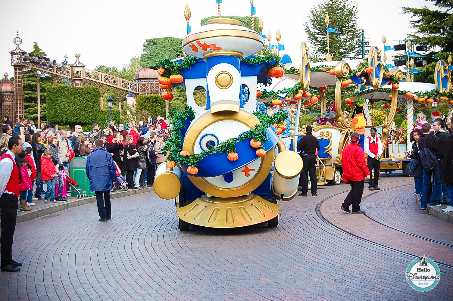 Halloween Archives - Disneyland Paris -42