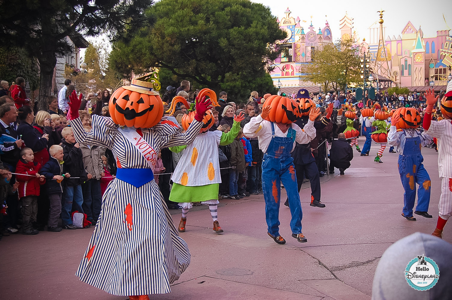 Halloween Archives - Disneyland Paris -44