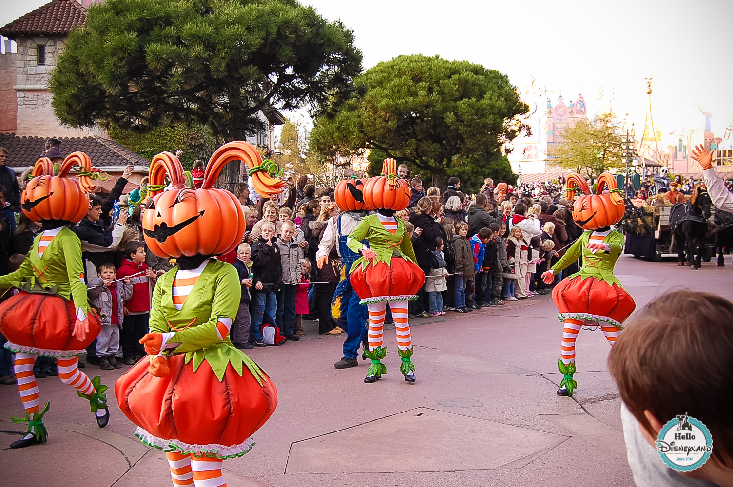Halloween Archives - Disneyland Paris -45