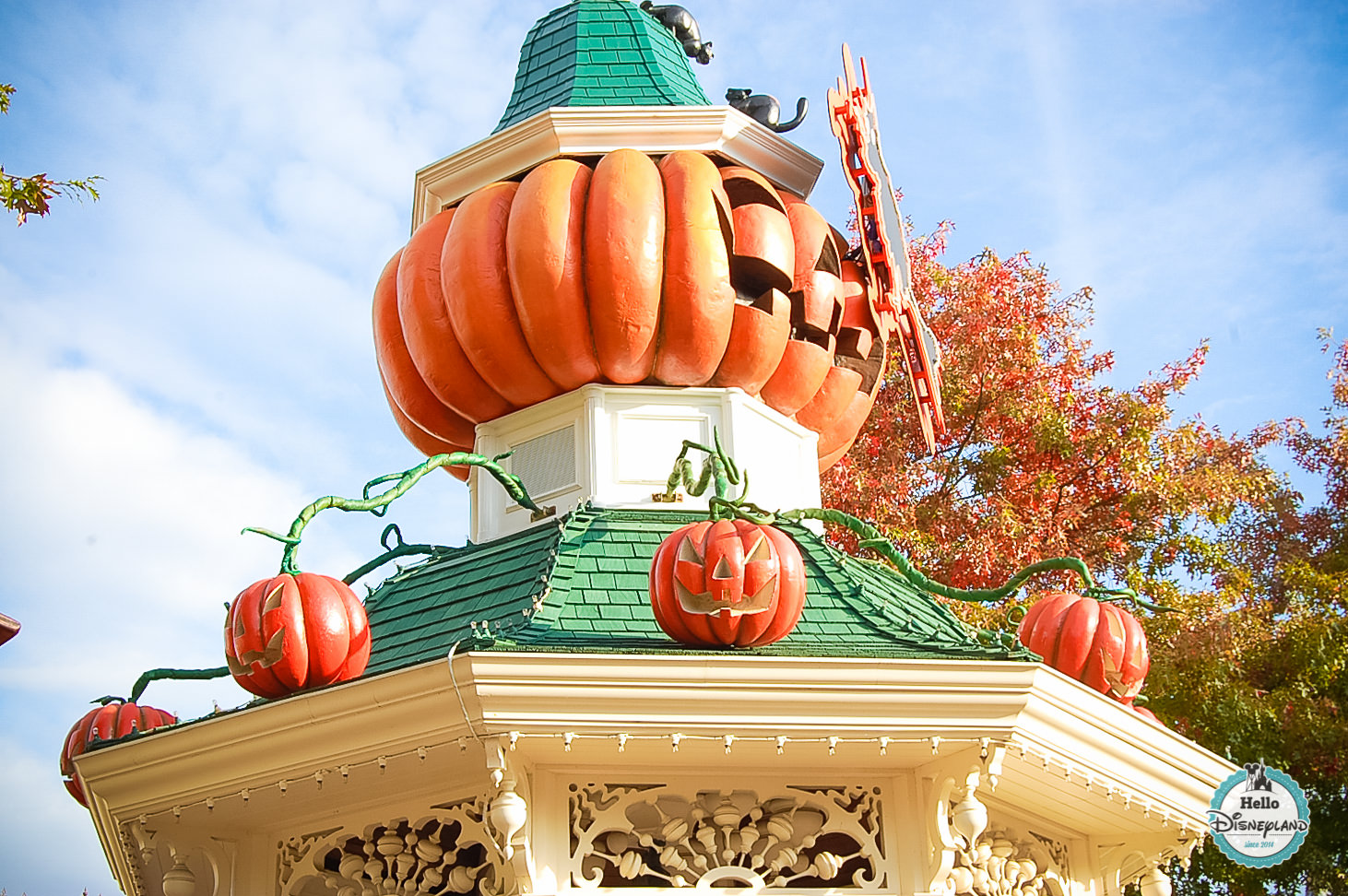 Halloween Archives - Disneyland Paris -5