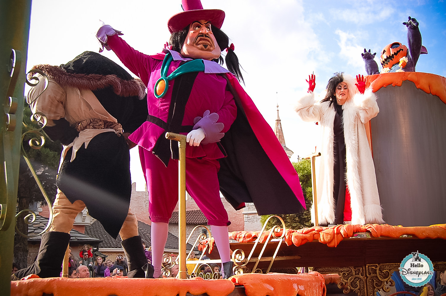 Halloween Archives - Disneyland Paris -51