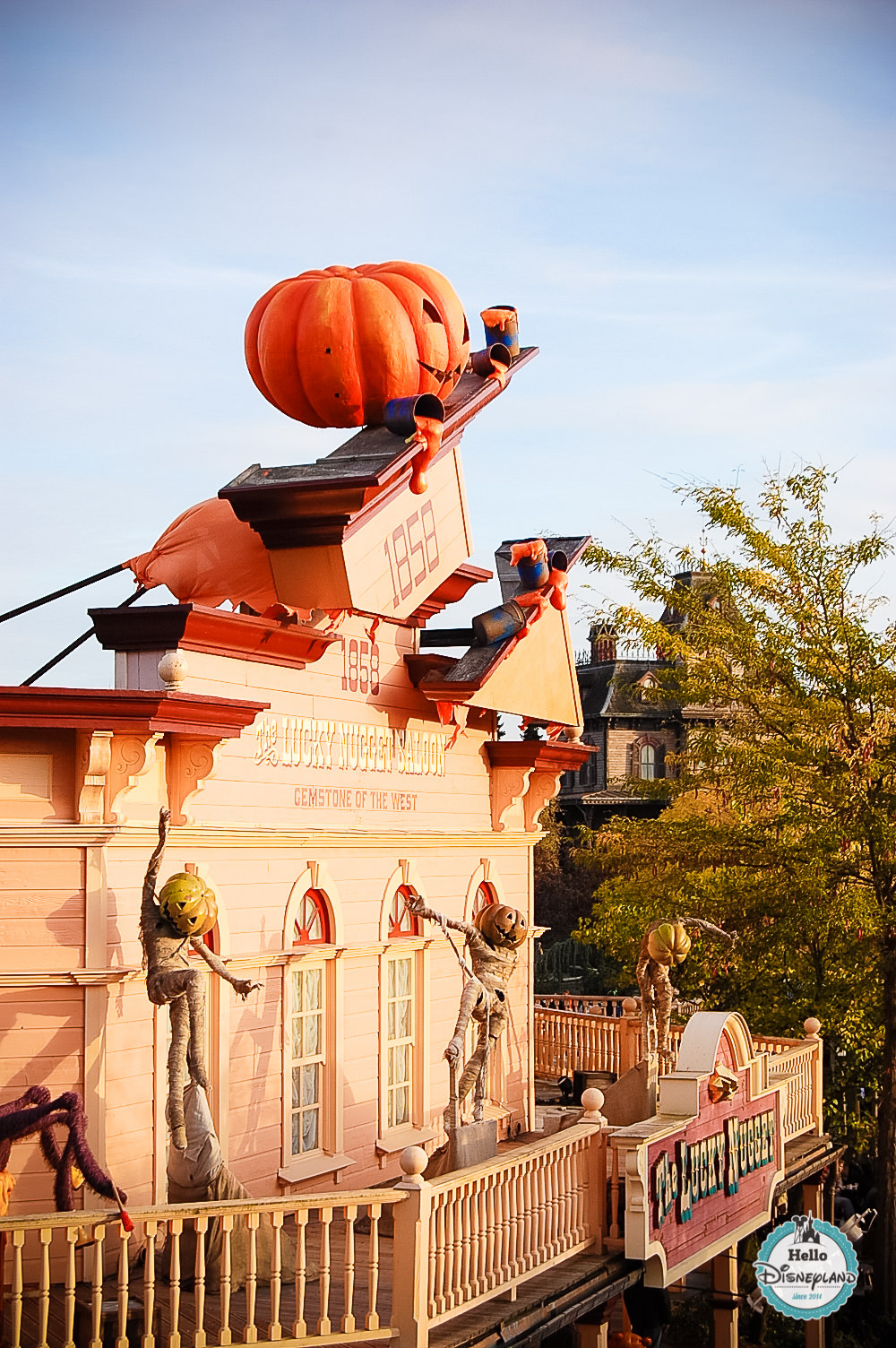 Halloween Archives - Disneyland Paris -53