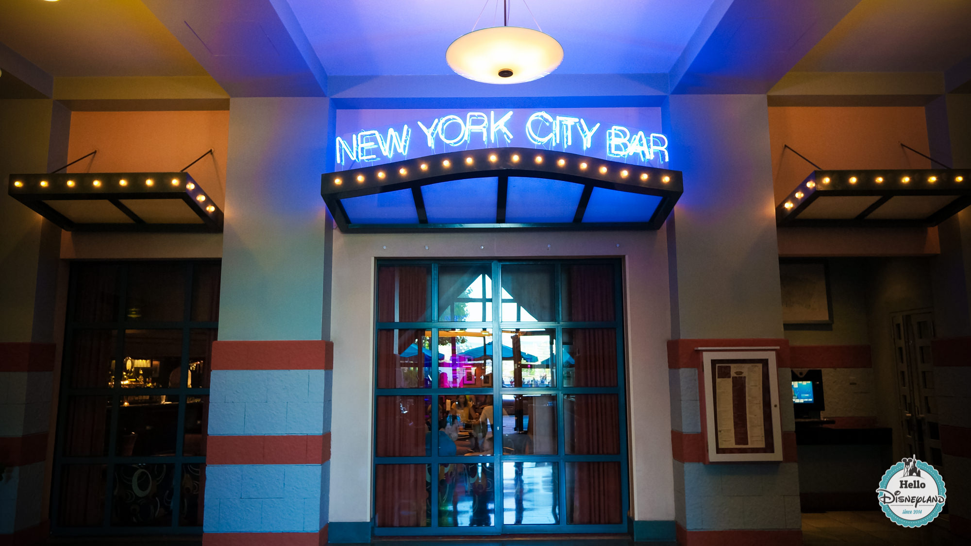New York City Bar - Hôtel Disney-1