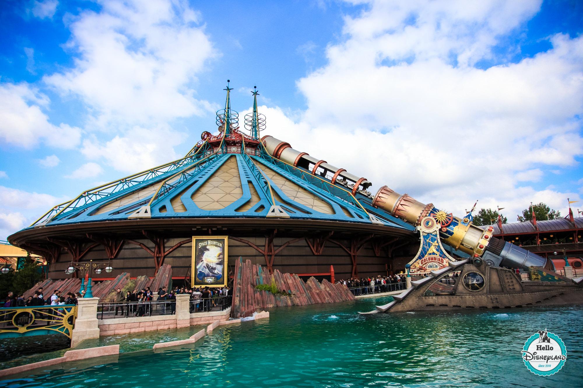 20 bonnes raisons - Disneyland Paris-1