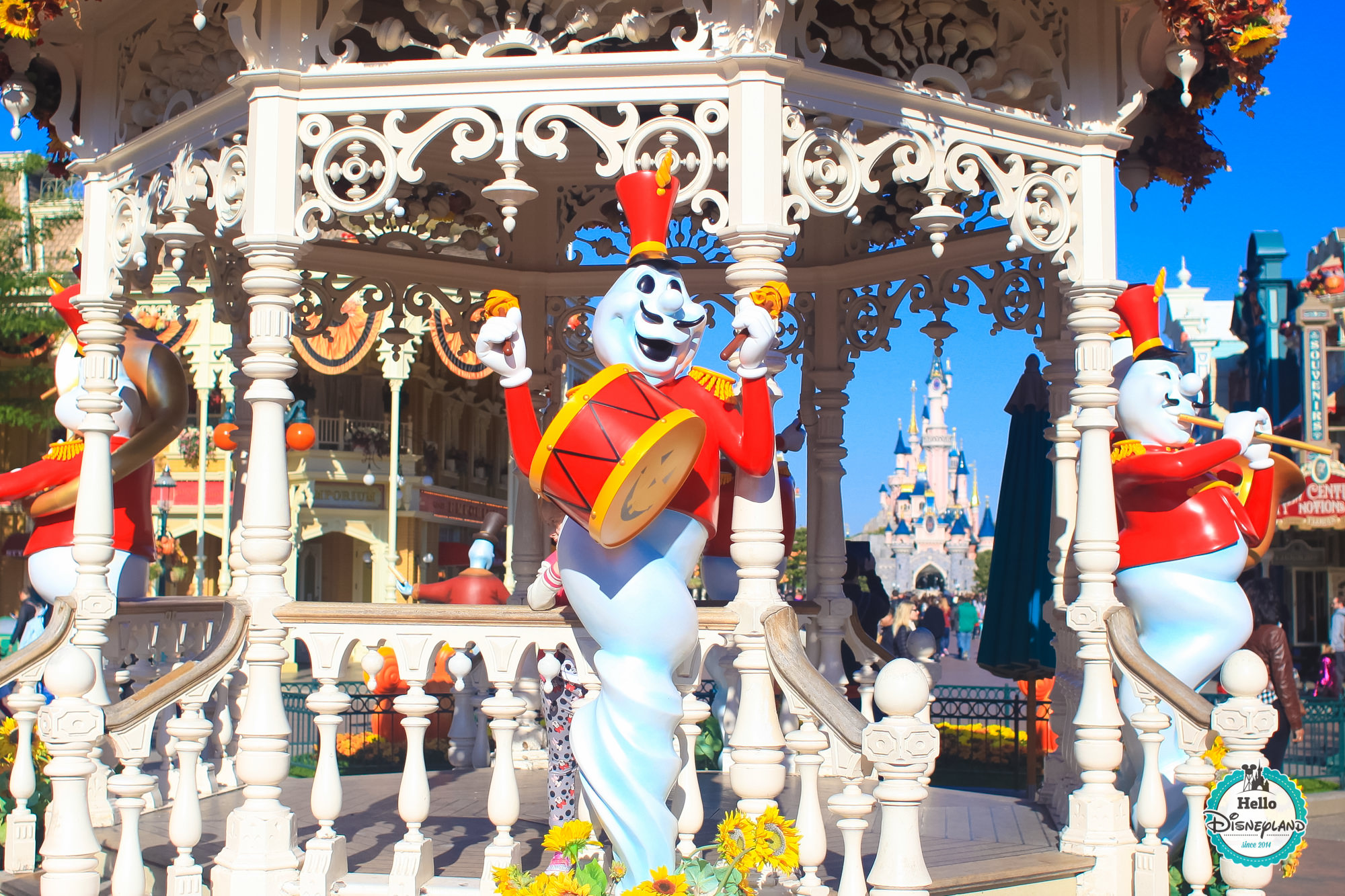 Festival Halloween 2015 - Disneyland Paris-7-2