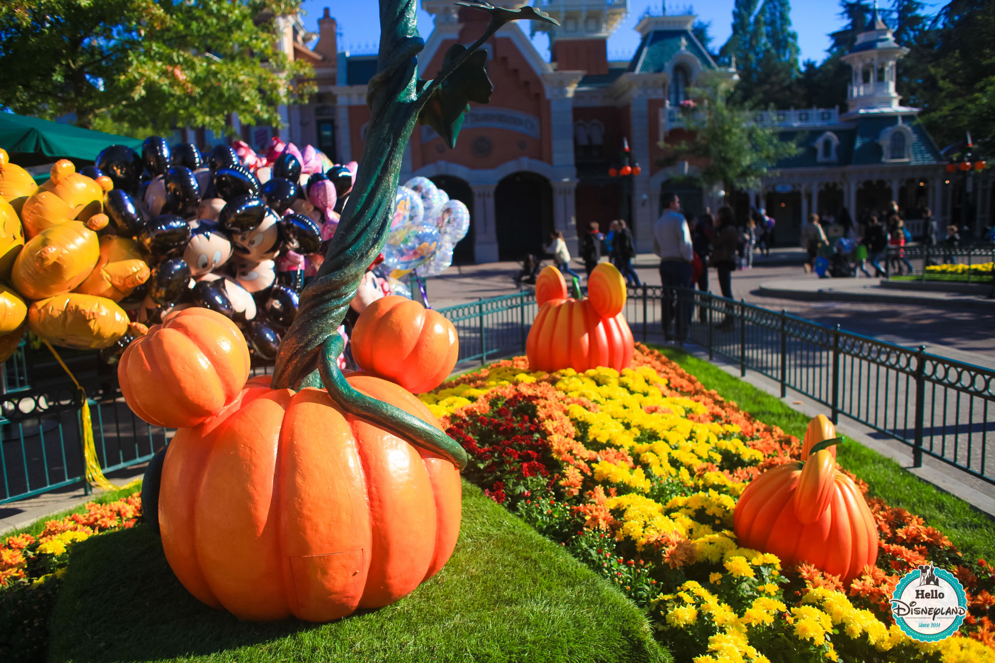 Festival Halloween 2015 - Disneyland Paris-9-2