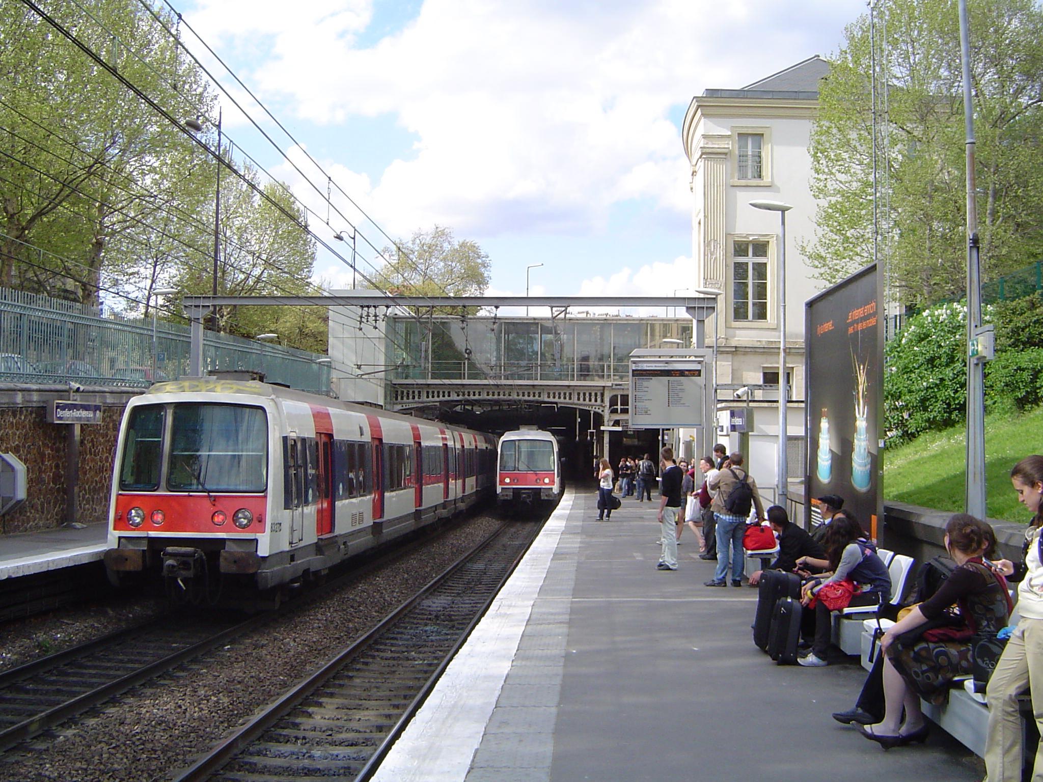 Disneyland Paris  En RER