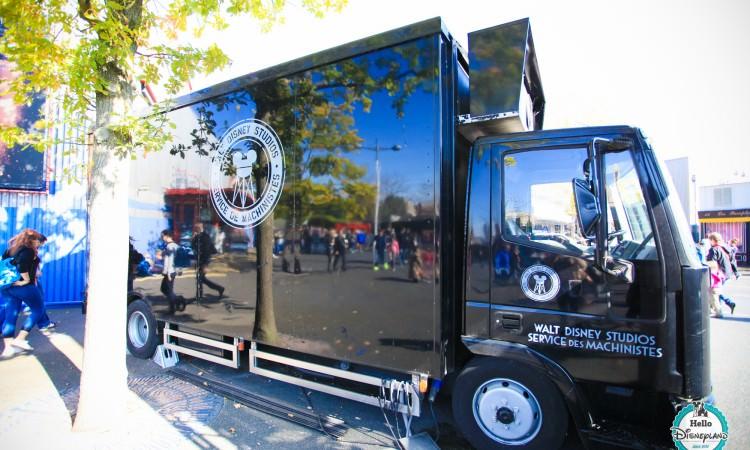 Backlot Accessory Truck - Disneyland Paris Boutique
