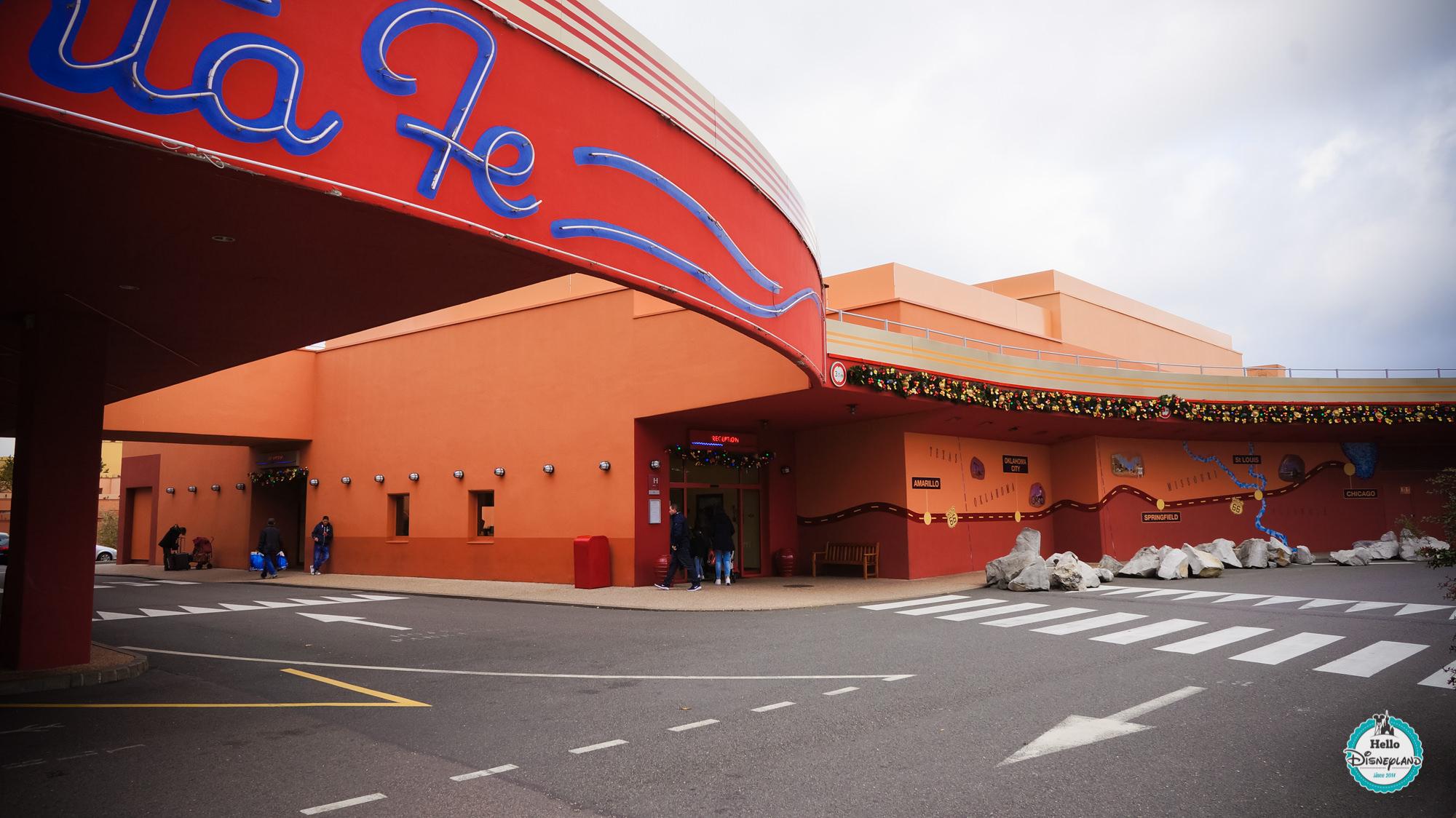 Restaurant Hotel Santa Fe
