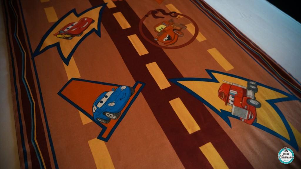 Hotel Santa Fe Cars - Disneyland Paris