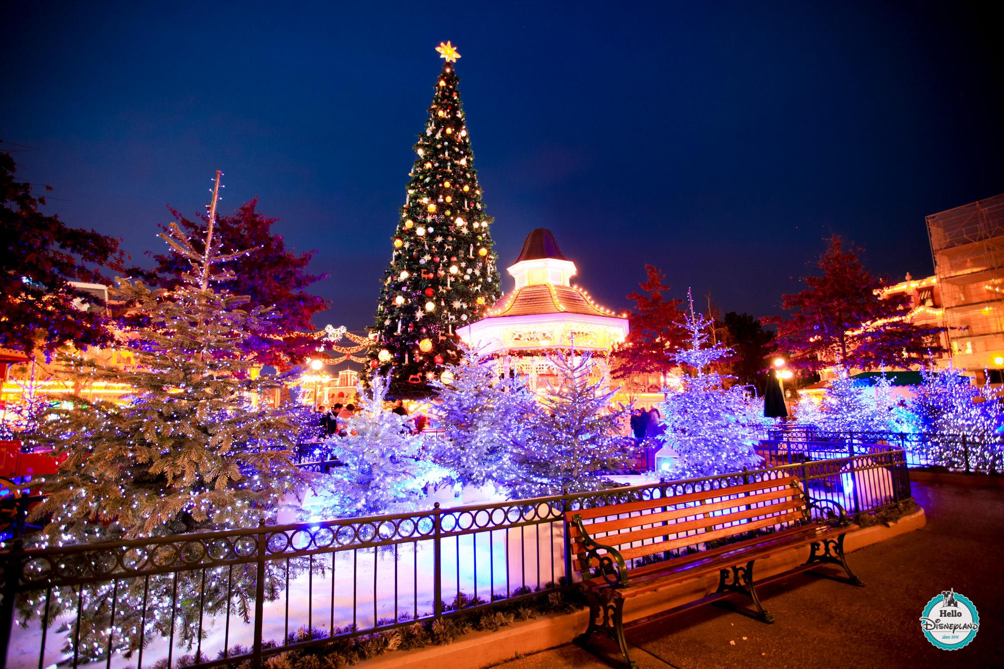 Disneyland Paris Noel Hotel