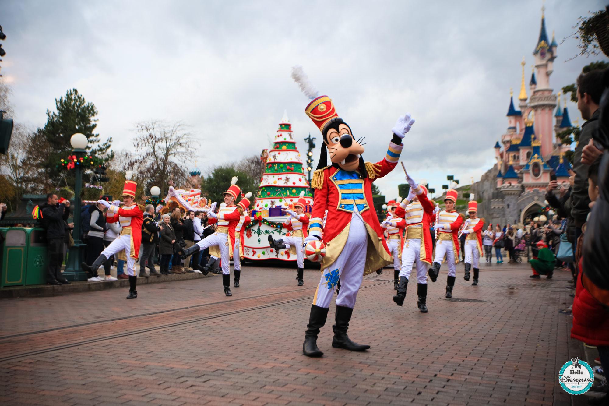 Hello disneyland le blog n 1 sur disneyland paris no l 2017 disneyland paris toutes les - Disneyland paris noel 2017 ...