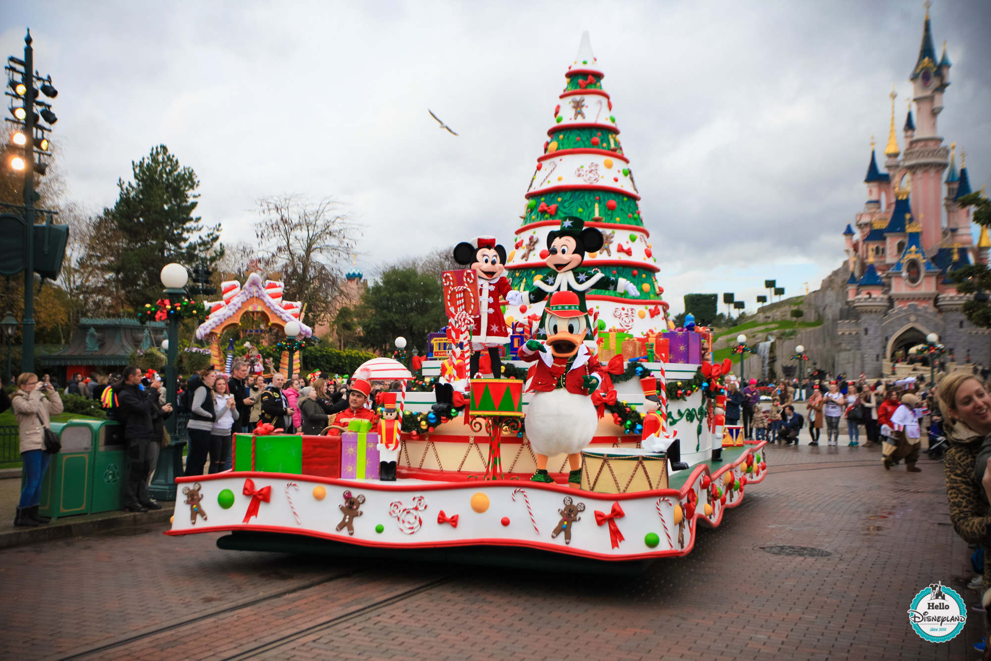 Noel Christmas 2015 - Disneyland Paris