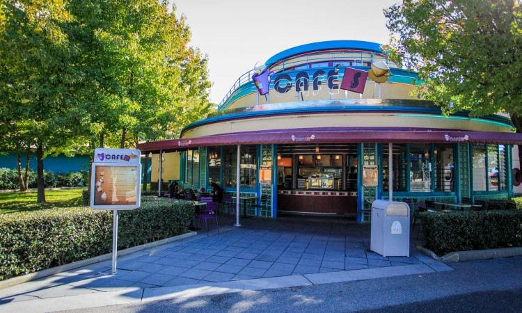 Cafe Cafe - Disneyland Paris