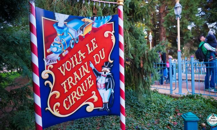 Casey Jr. – le Petit Train du Cirque