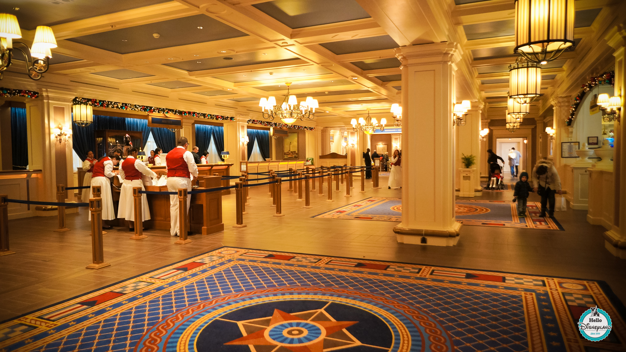 Newport Bay Club 2016 - Disneyland Paris