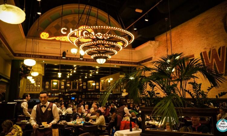 Steakhouse - Disney Village - Disneyland Paris