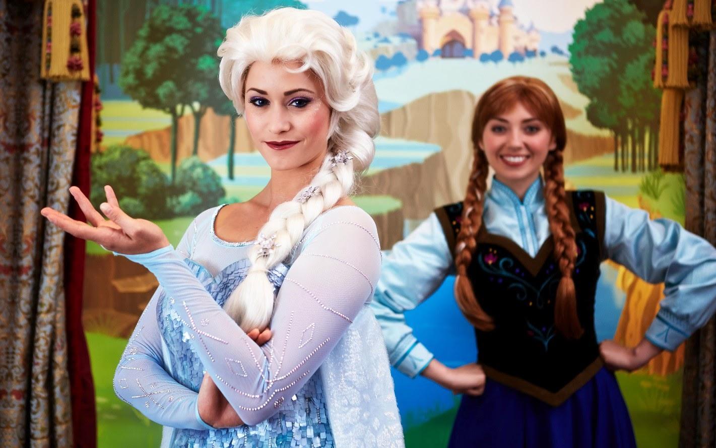Un été 2015 givré à Disneyland Paris