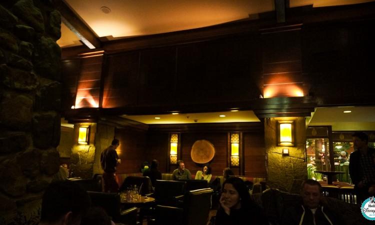Redwood Bar Sequoia Lodge - Disneyland Paris
