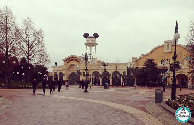 Disneyland Paris hors saison affluence