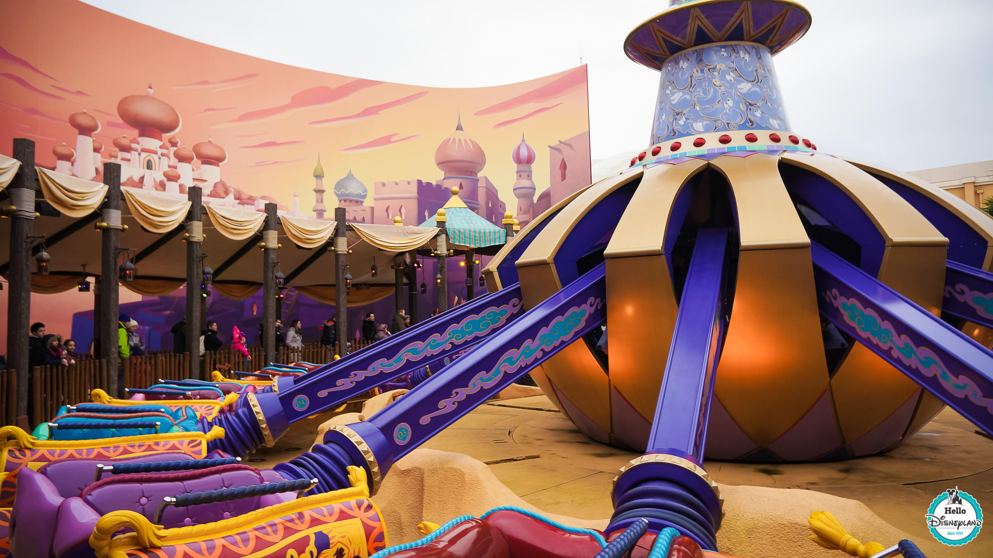 flight over agrabah - photo #26