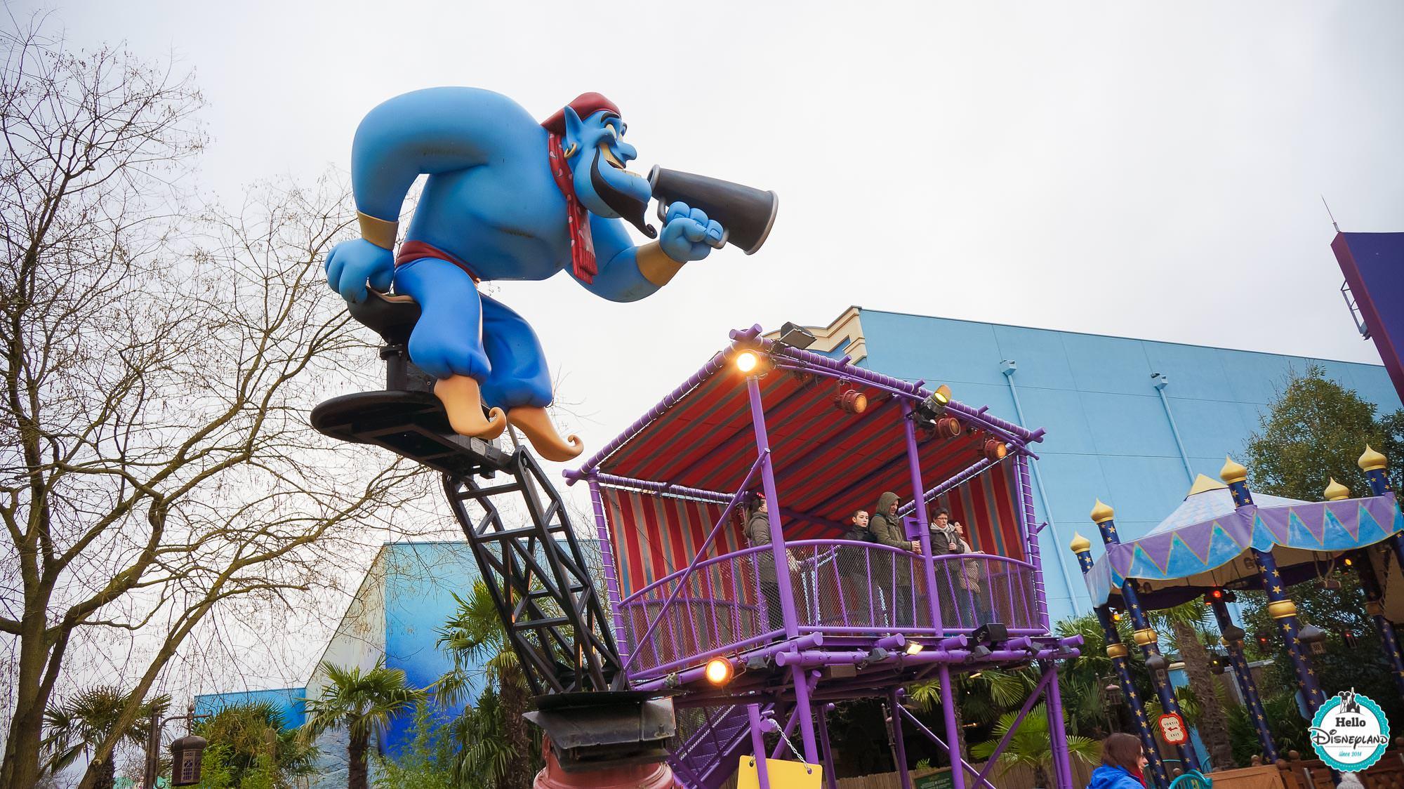 Flying Carpet Ride Disneyland Paris - Carpet Vidalondon