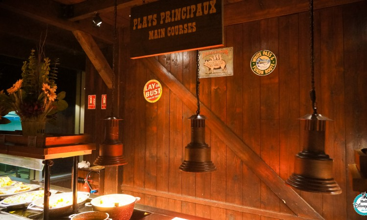 La Grange Buffet Disney Village - Disneyland Paris-1