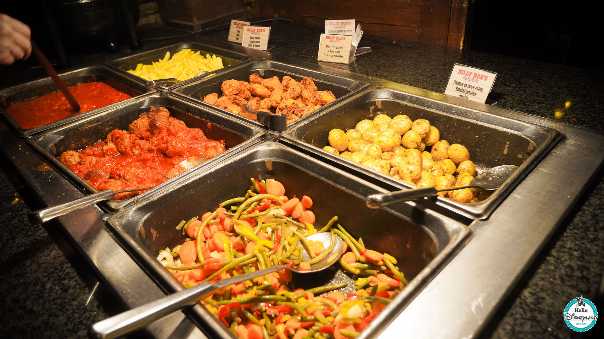La Grange Buffet Disney Village - Disneyland Paris-1