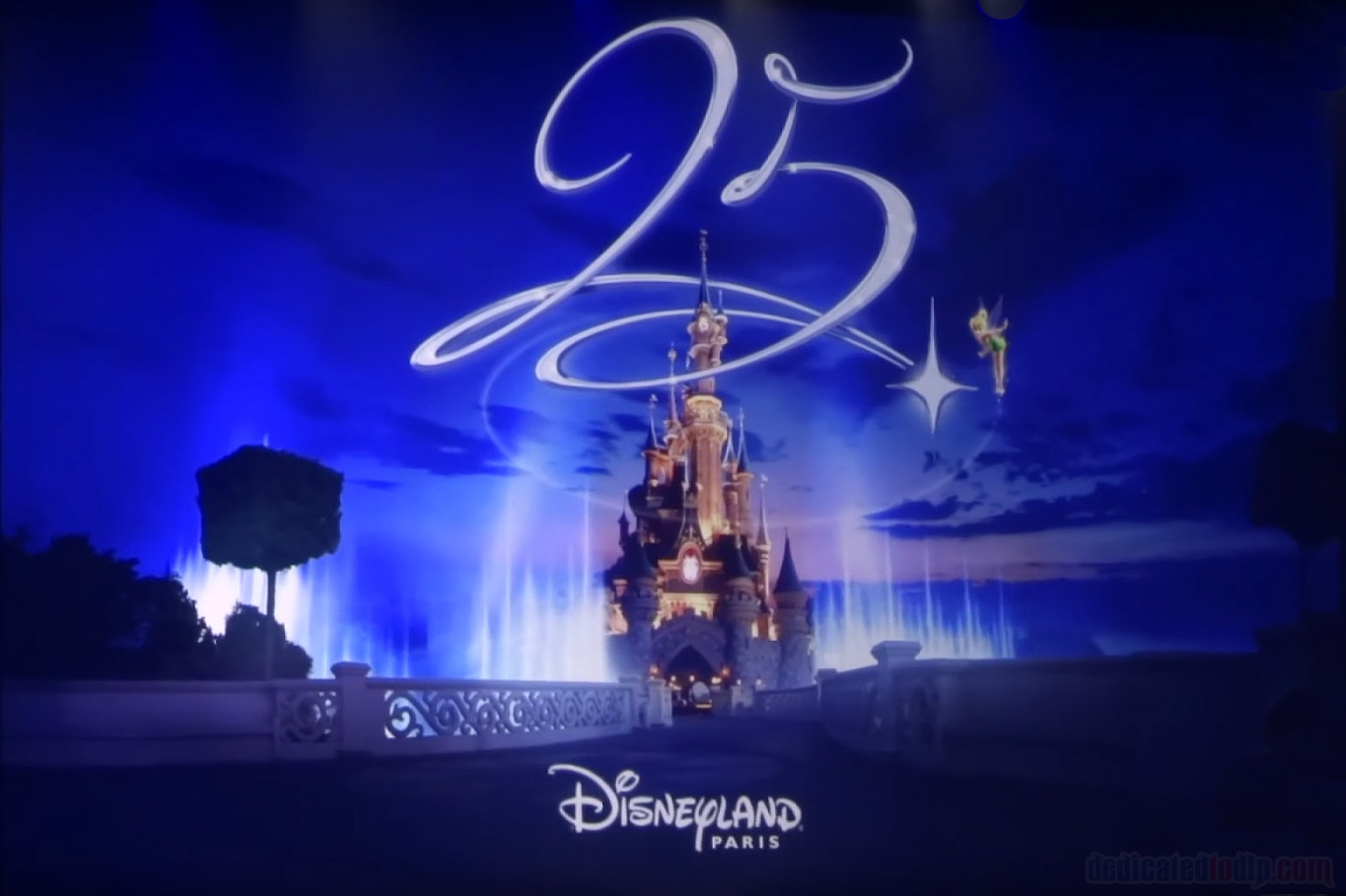 disneyland-paris-25-logo