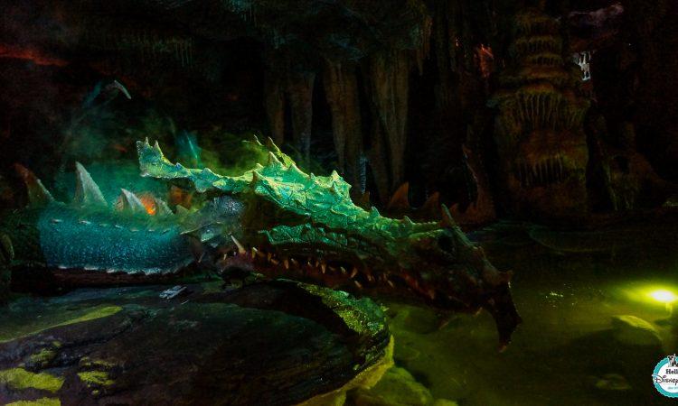 La Taniere du Dragon - Disneyland Paris