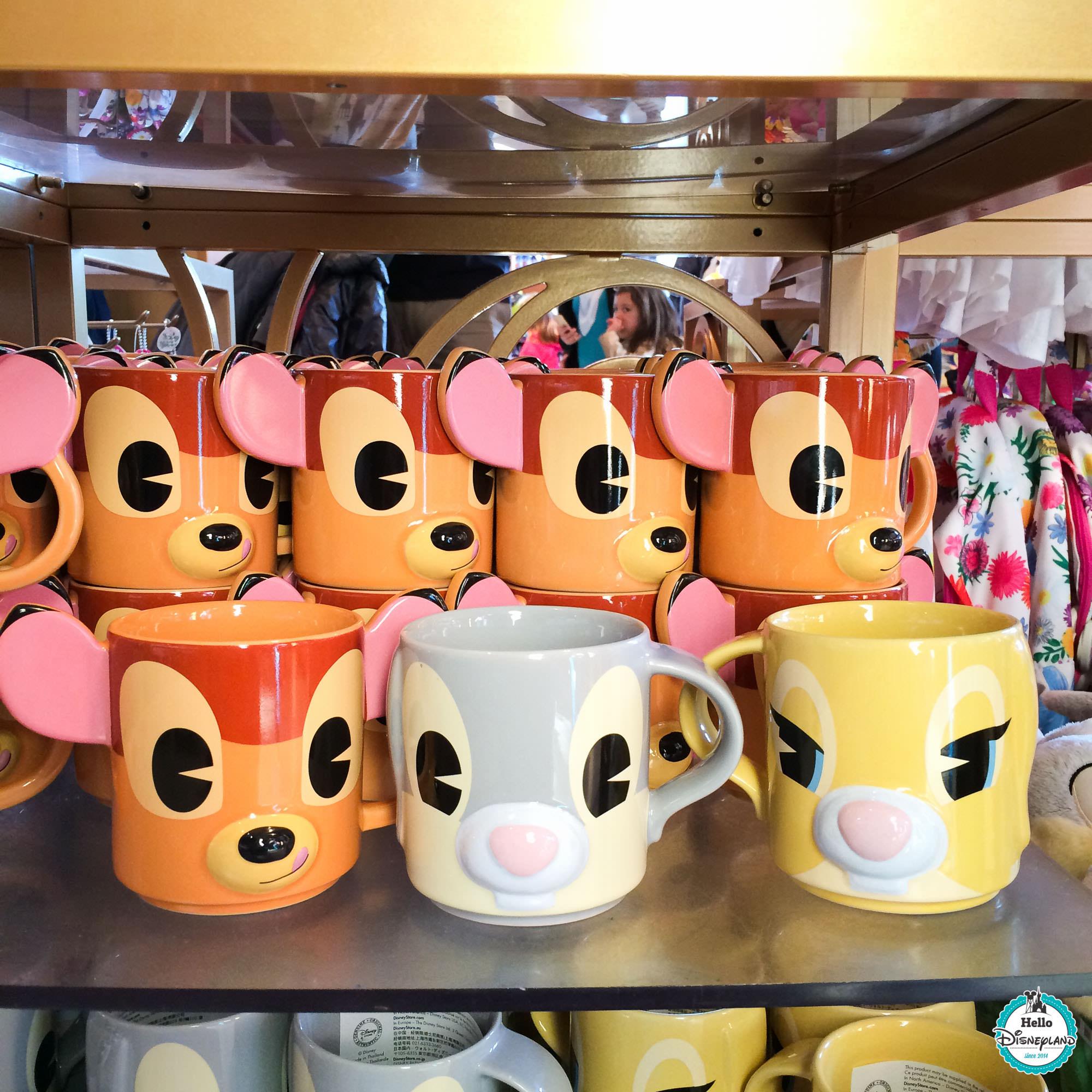 Mug Bambi PanPan Miss Bunny