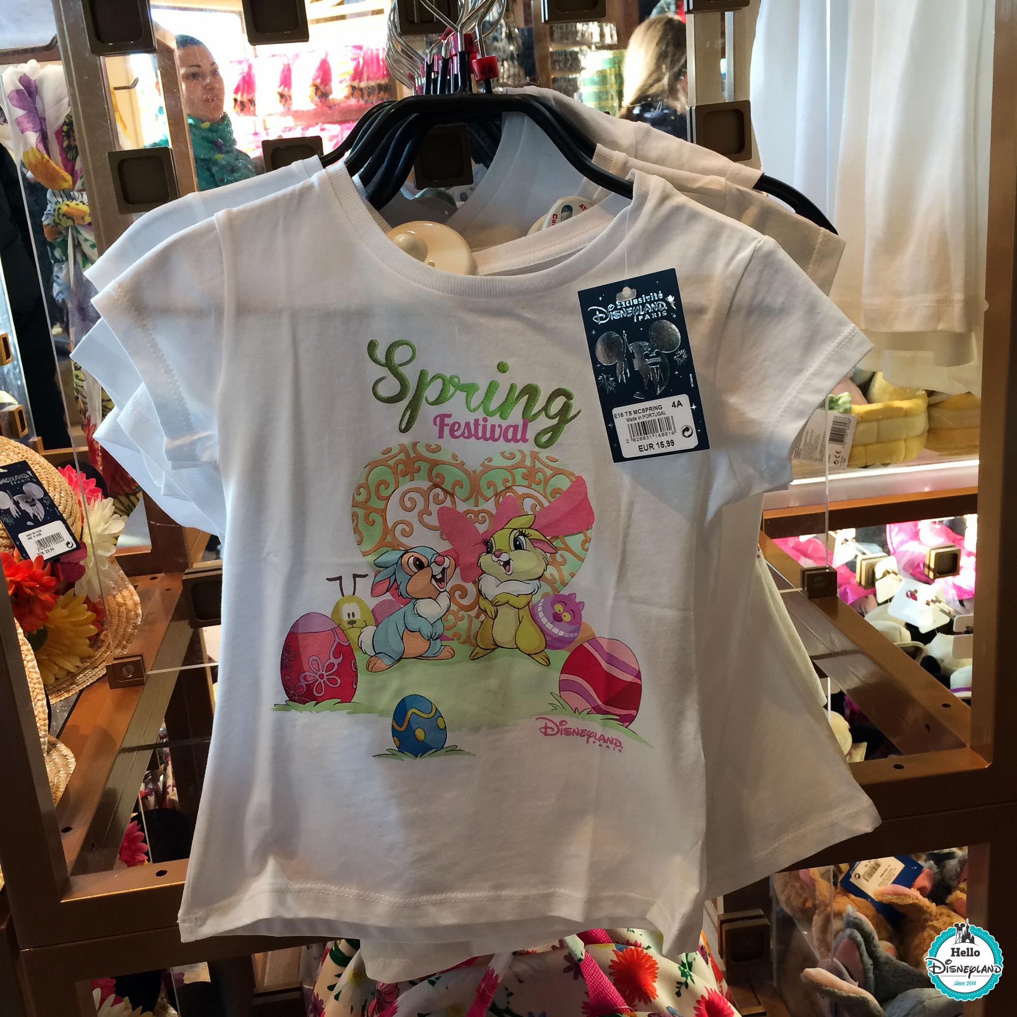 Tshirt enfant Spring Disneyland Paris