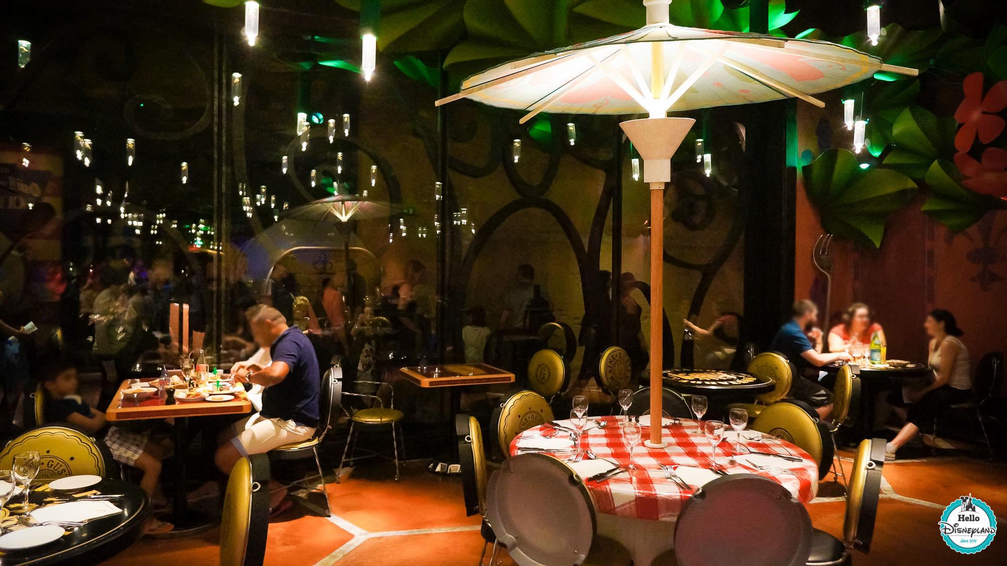 Restaurant Coup D Oeil Paris