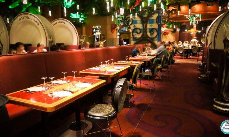 Bistrot chez remy hello disneyland le meilleur guide for Meilleur bistrot paris