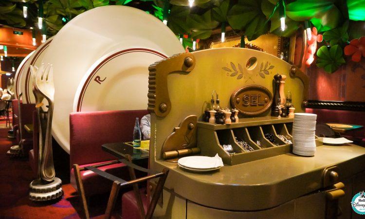 Bistrot Chez Remy - Disneyland Paris