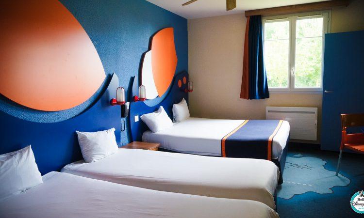 Algonquin's Explorers Hotel Disneyland Paris