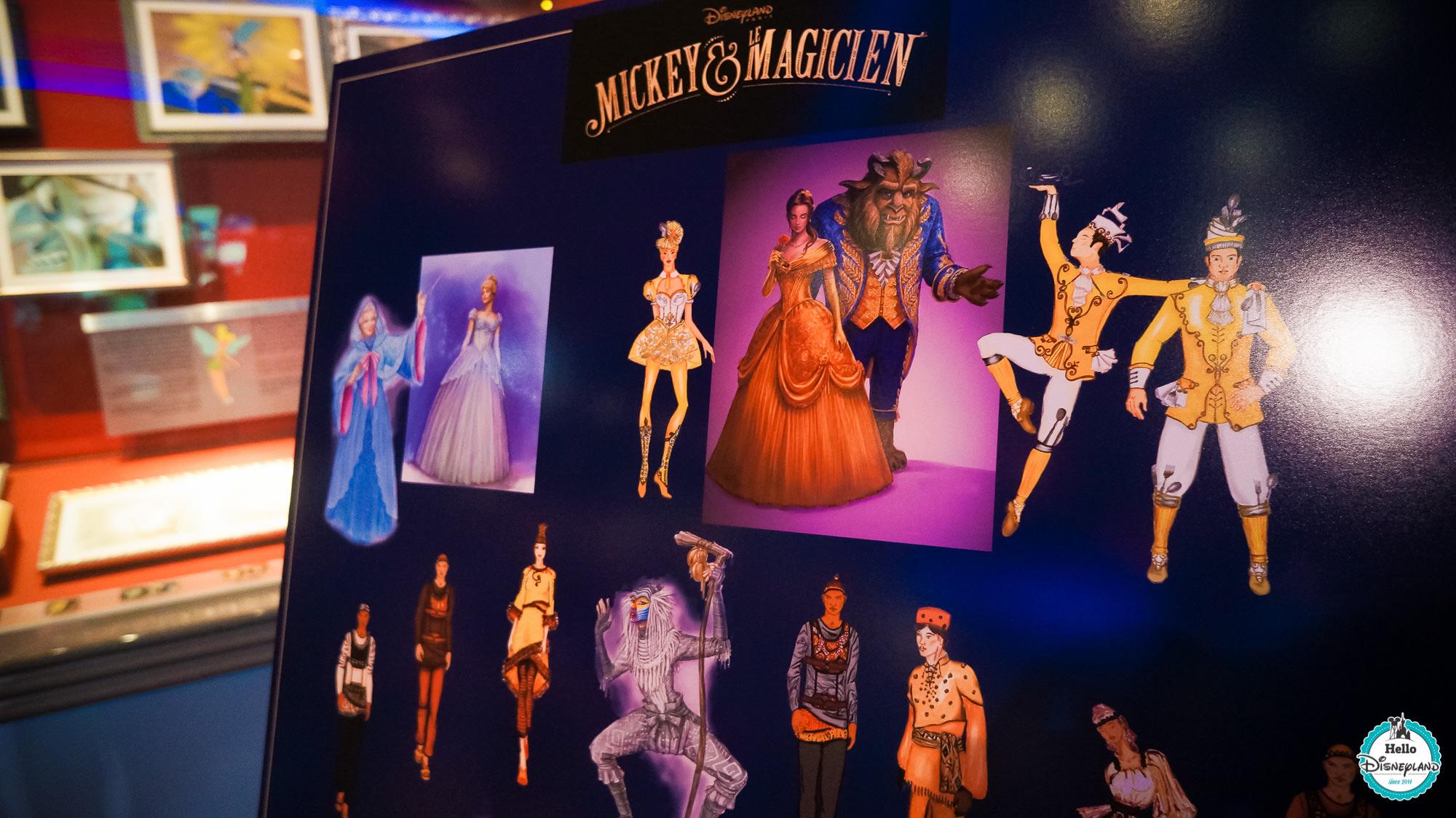 Micket et le Magicien - Disneyland Paris - Mickey and the Magician Press Event