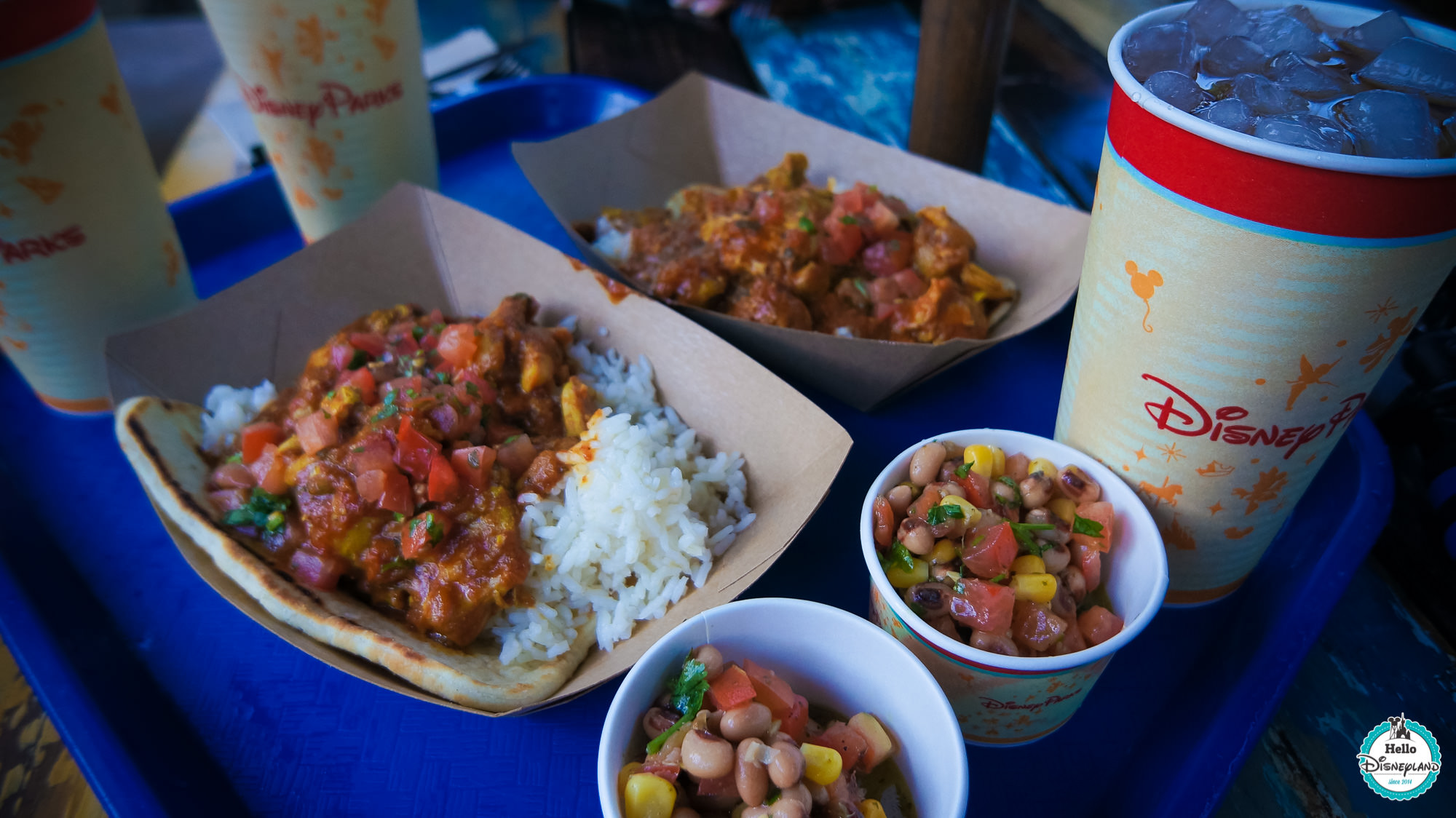 Walt Disney World Food