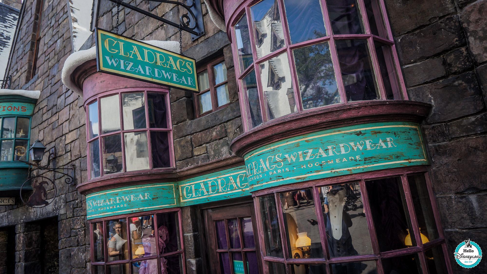 Universal Orlando Resort - Hogsmeade & Hogwarts - Harry Potter