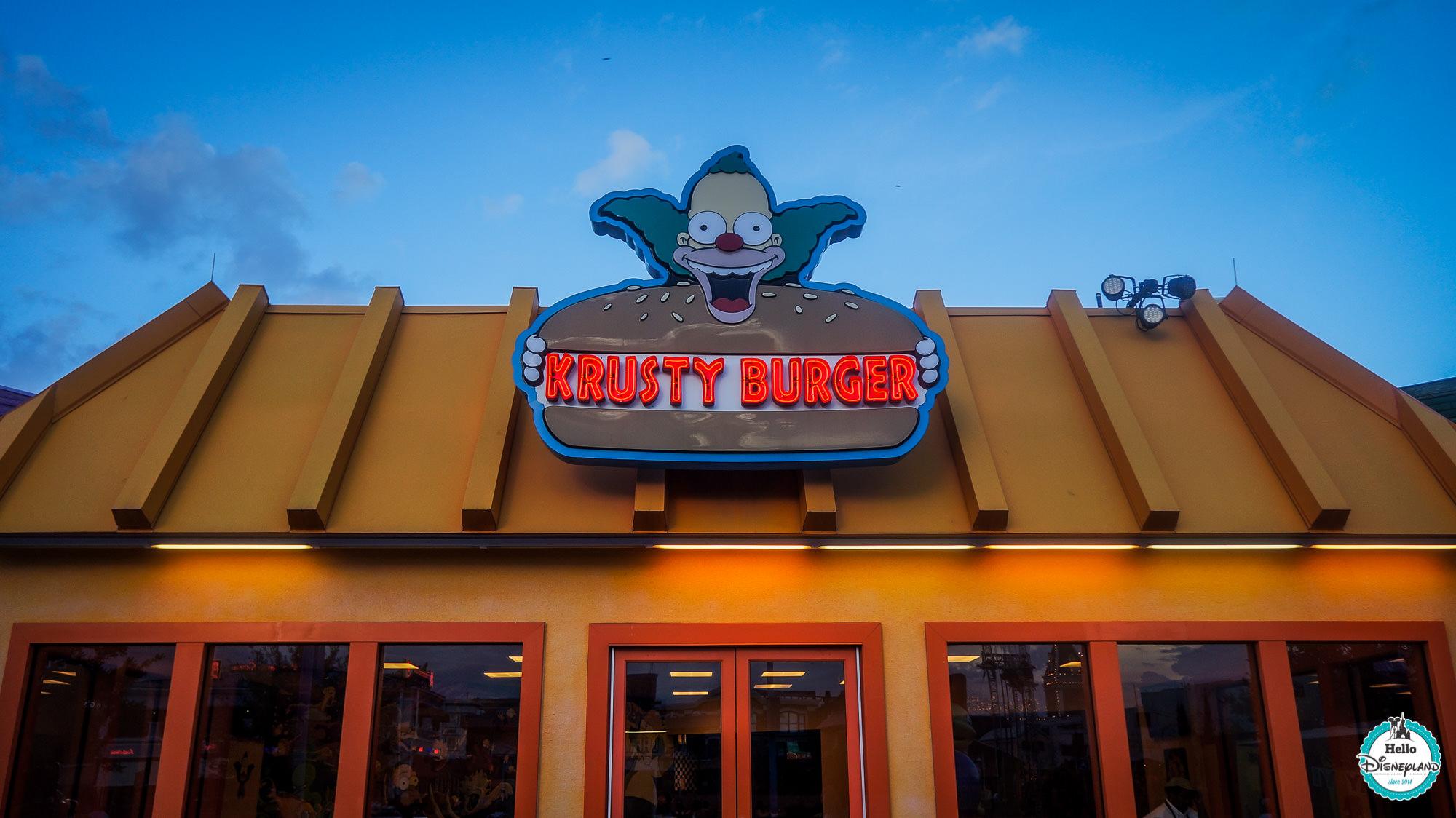 Universal Orlando Resort - Simpsons Land