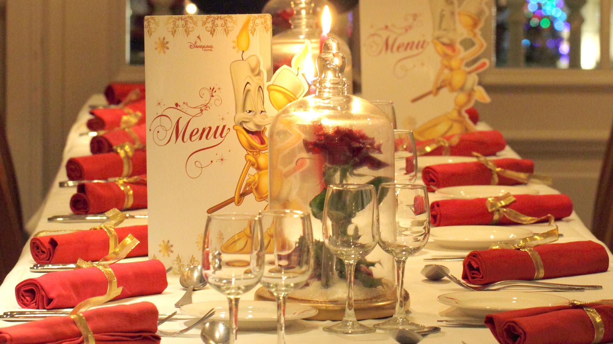 Decoration De Restaurant Pour Noel Paris