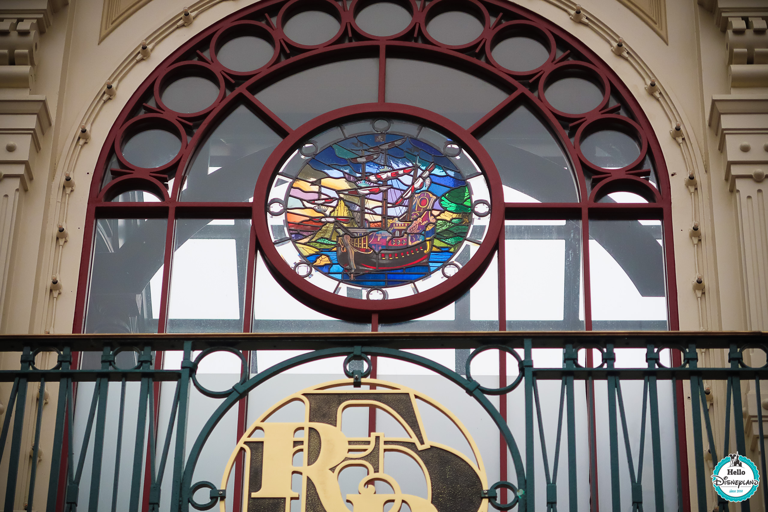 Secrets Main Street USA - Disneyland Paris