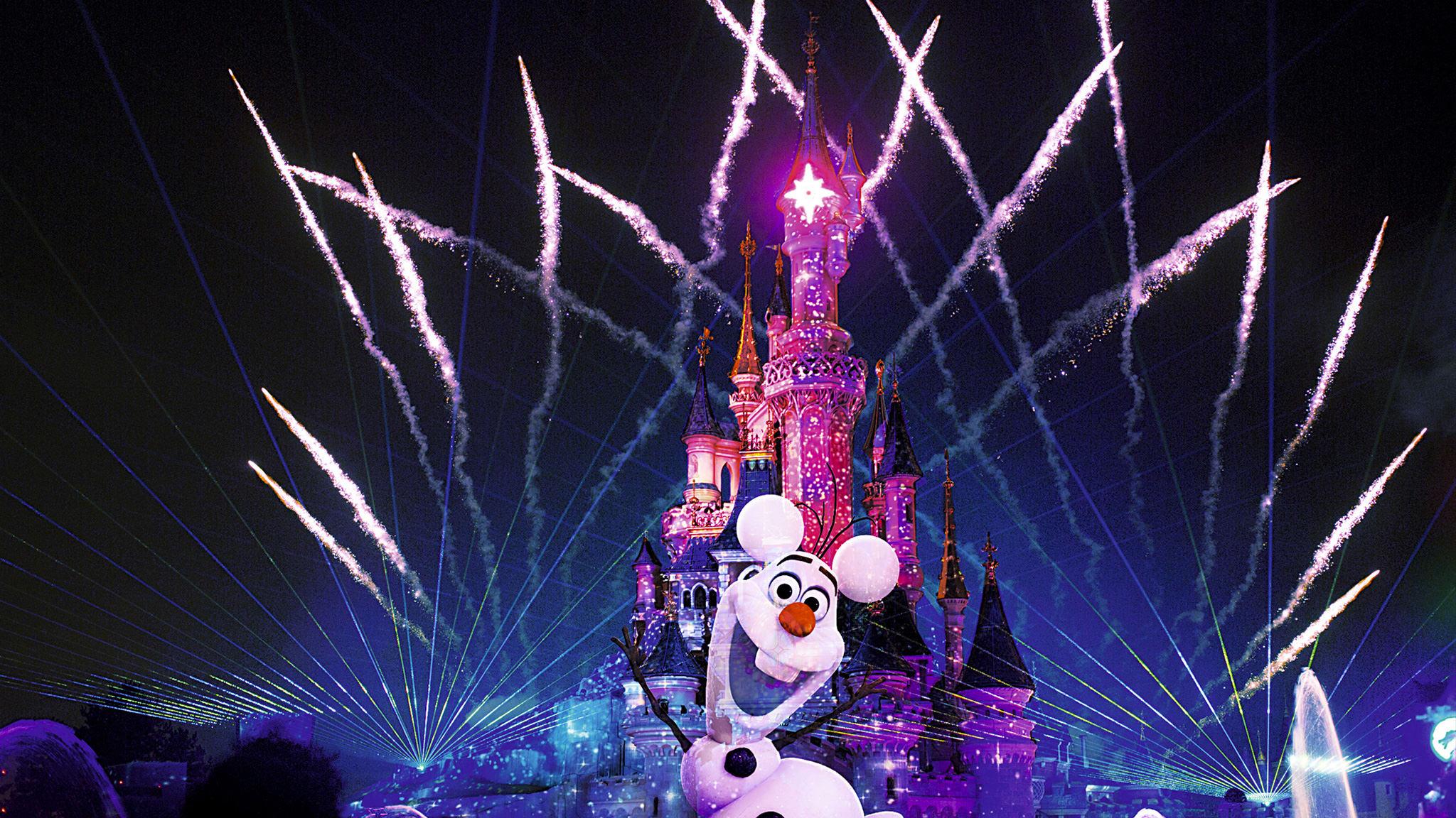 Noël 2016 à Disneyland Paris : programme de la saison